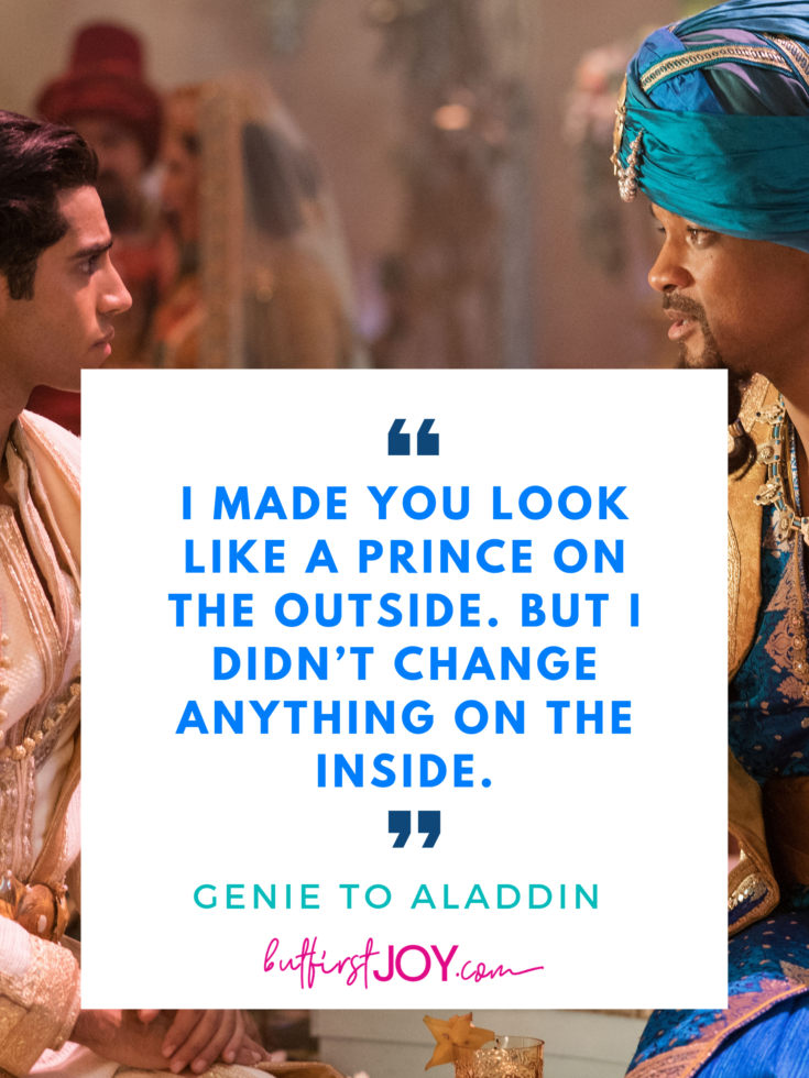 6 Best Live Action Aladdin Movie Quotes In 2019 In 2020 Aladdin