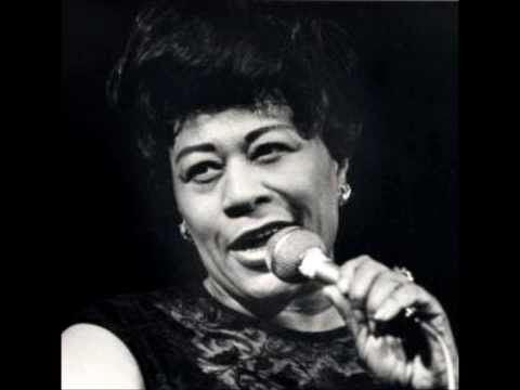 "Ella Fitzgerald ""My One and Only Love"" - YouTube"