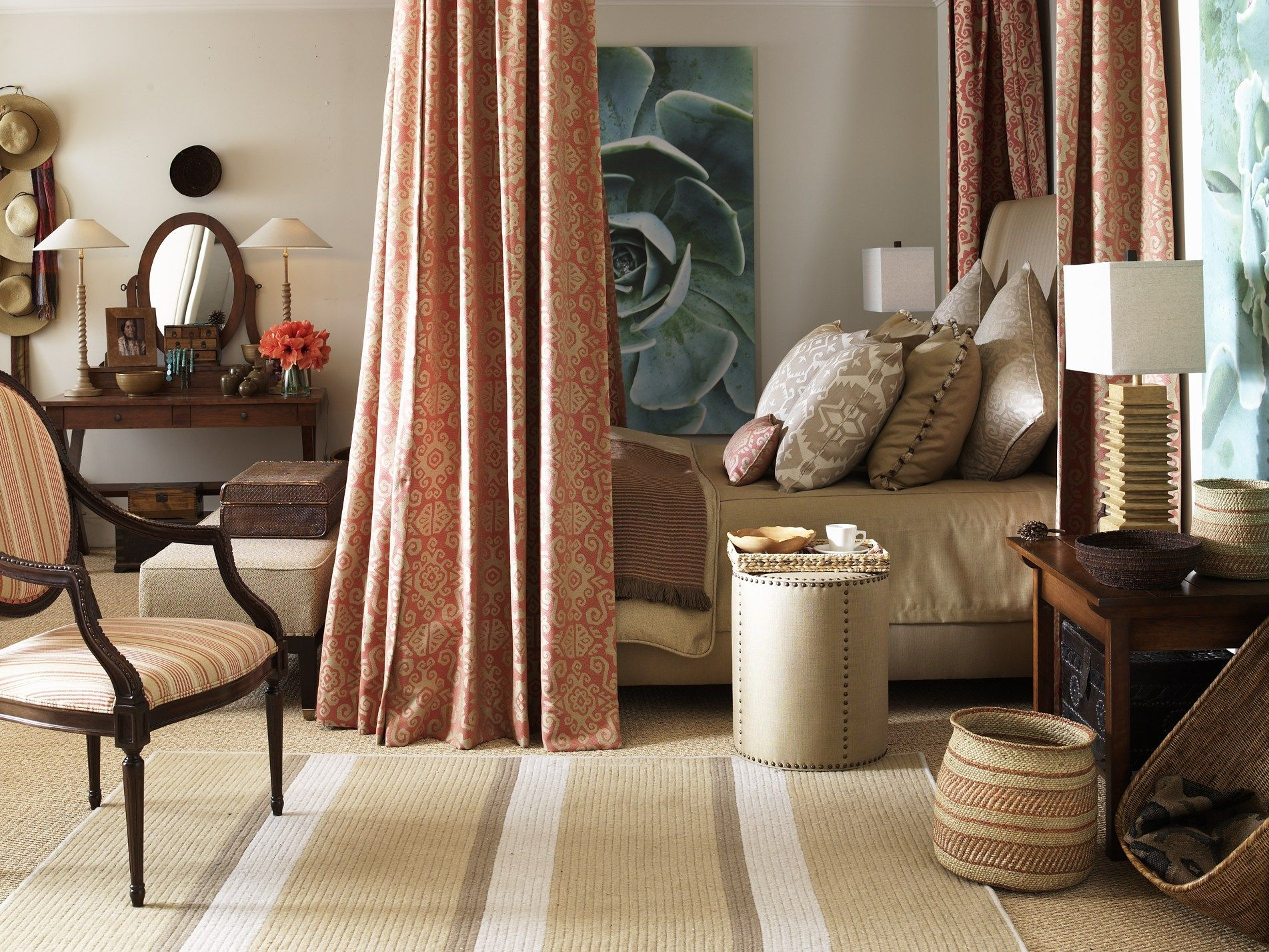 Native american inspired fabrics home style pinterest