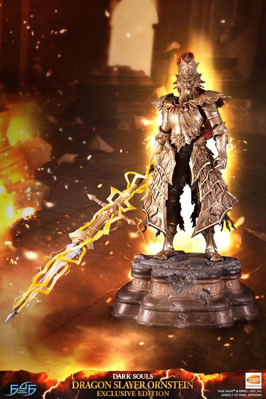Dragon Slayer Ornstein Exclusive Edition Dark Souls