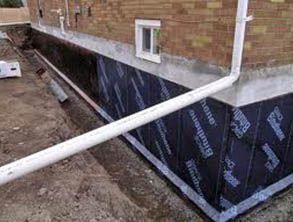 Piles And Underpinning Backup Valve Foundation Repair Foundation Contractors Quikrete Waterproofing Basement Basement Waterproofing Diy Foundation Repair