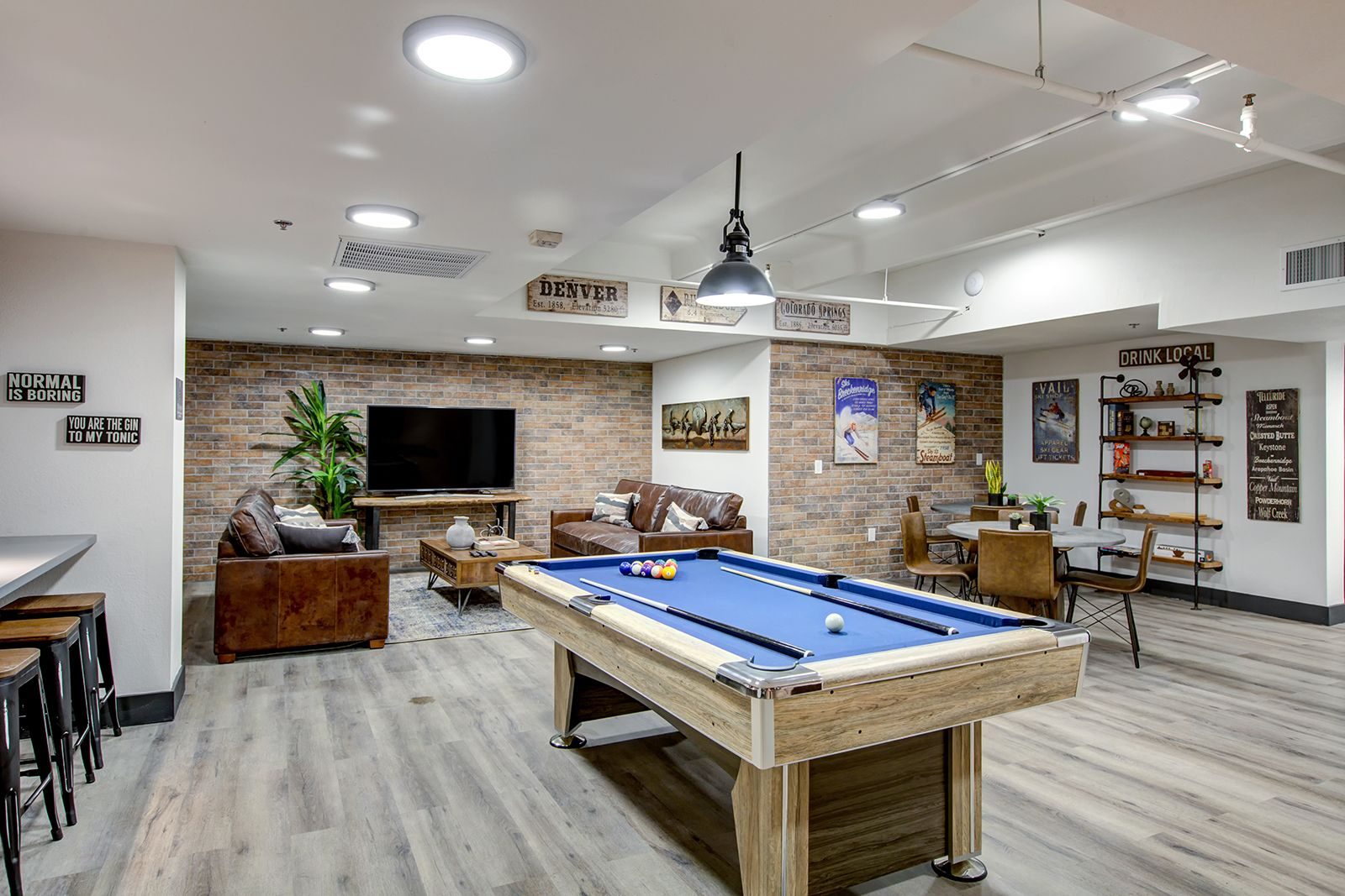 There S Always Something To Do In Our Game Room Arrive800penn Denver Co Apartments Ihavearrived Denver Apartments Apartment Apartment Communities