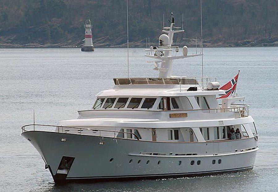 Trawler Yachts Saga Trawler Yacht By Hakvoort Boat