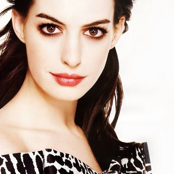 Anne Hathaway Real Name: Anne Hathaway, Anne