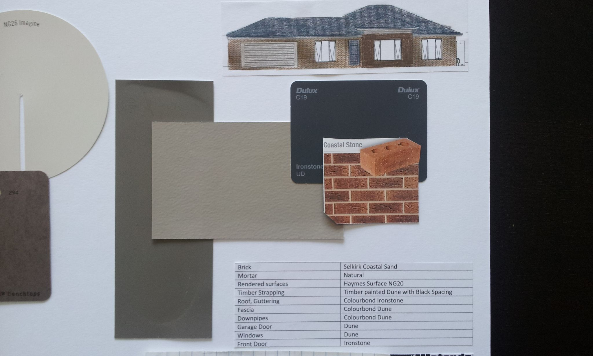Colorbond roofing colours pictures to pin on pinterest - Exterior House Colors