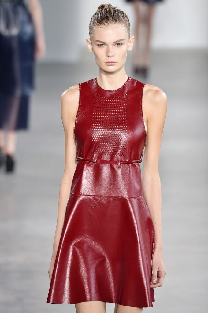 Back to basics with Calvin Klein Collection | i-D Magazine