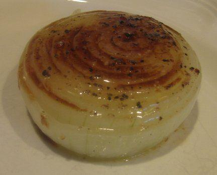 Roasted Balsamic Sweet Onions