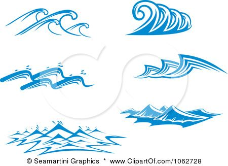 Pin By V J On Color Free Wave Stencil Dolphin Wall Art Wave Drawing