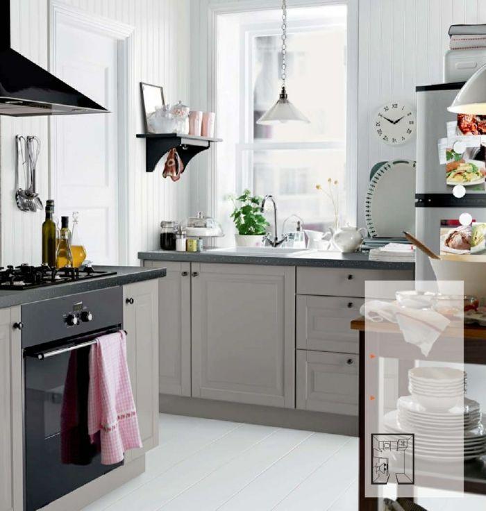 20 IKEA Küchen Ideen - die neusten Trends 2016 | Küchen ...