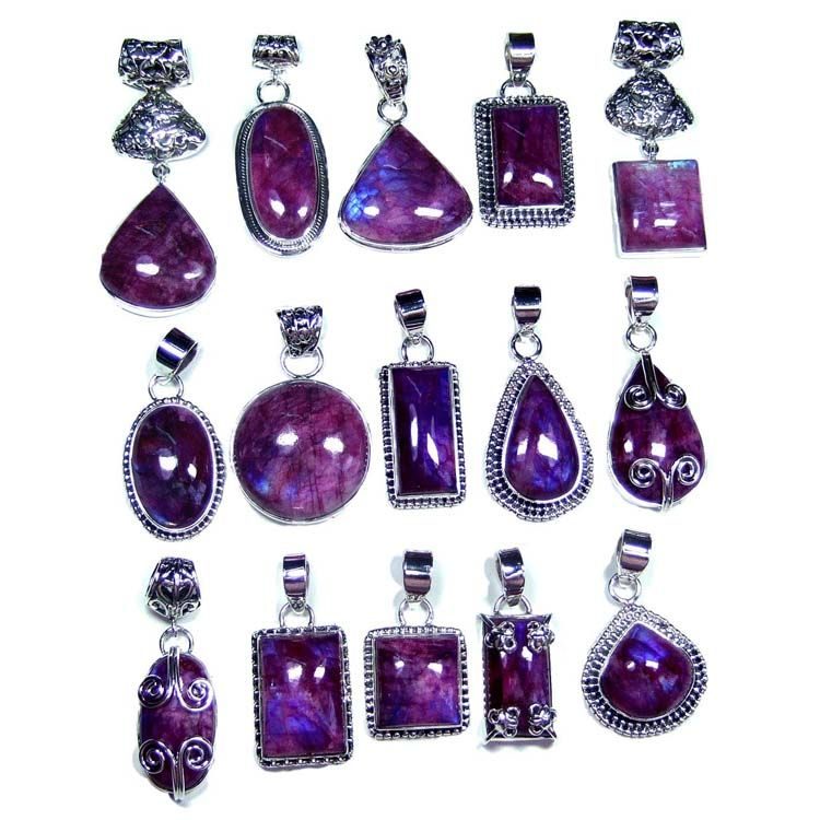 Sterling silver jewelry pendants wholesale lot with blue color sterling silver jewelry pendants wholesale lot with blue color rainbow gemstones indian silver jewellery aloadofball Image collections