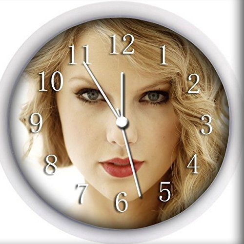 Glow In the Dark Wall Clock Taylor Swift Benrus httpwww