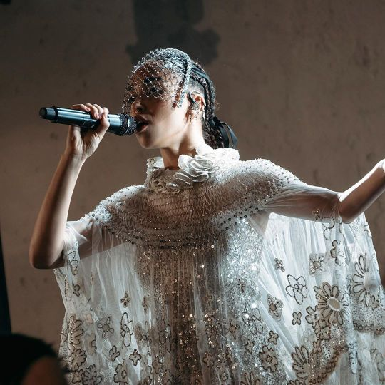FKA twigs Fashion Style in 2020  Fashion Fka twigs Valentino couture