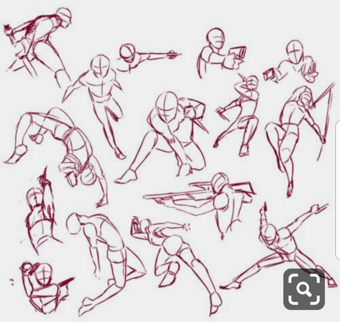 Pin By Martini On Poses Anime Poses Reference Fighting Drawing Art Reference Poses