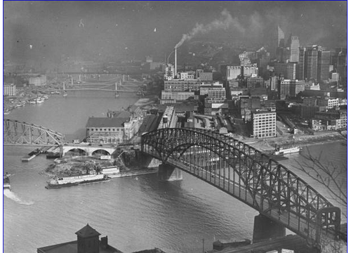 The Pittsburgh History Journal Pittsburgh City Pittsburgh Skyline Pittsburgh Pennsylvania