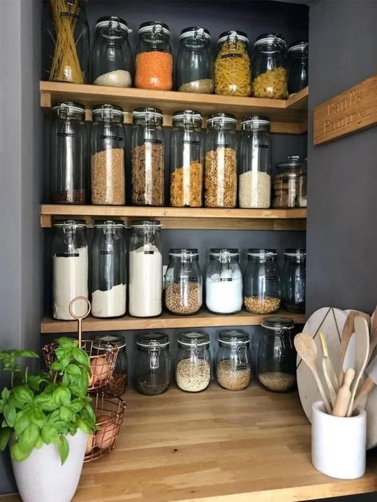 34 elegant kitchen desk organizer ideas to look neat 35 in 2020 cottage kitchen design on kitchen decor organization id=64873