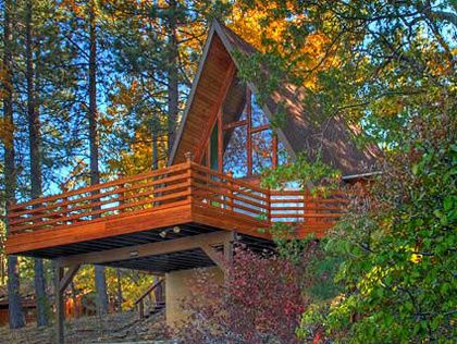 Best Places To Rent A Cabin In The Woods In Southern California A Frame Cabin Cabins In The Woods Cabins And Cottages