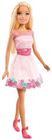 "Barbie 28"" Best Friend Fashion Doll - Just Play 