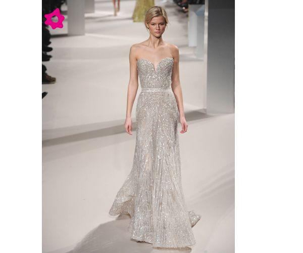 Vestidos de novia de Elie Saab | Cosas que me gustan | Pinterest ...