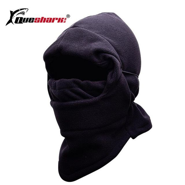 0efcf103f5aef8 Outdoor Sports Cap Hiking Hat Thermal Neck Balaclava Hat Winter Warm Ear  Skiing Motorcycle Bicycle Face Mask Hat Review