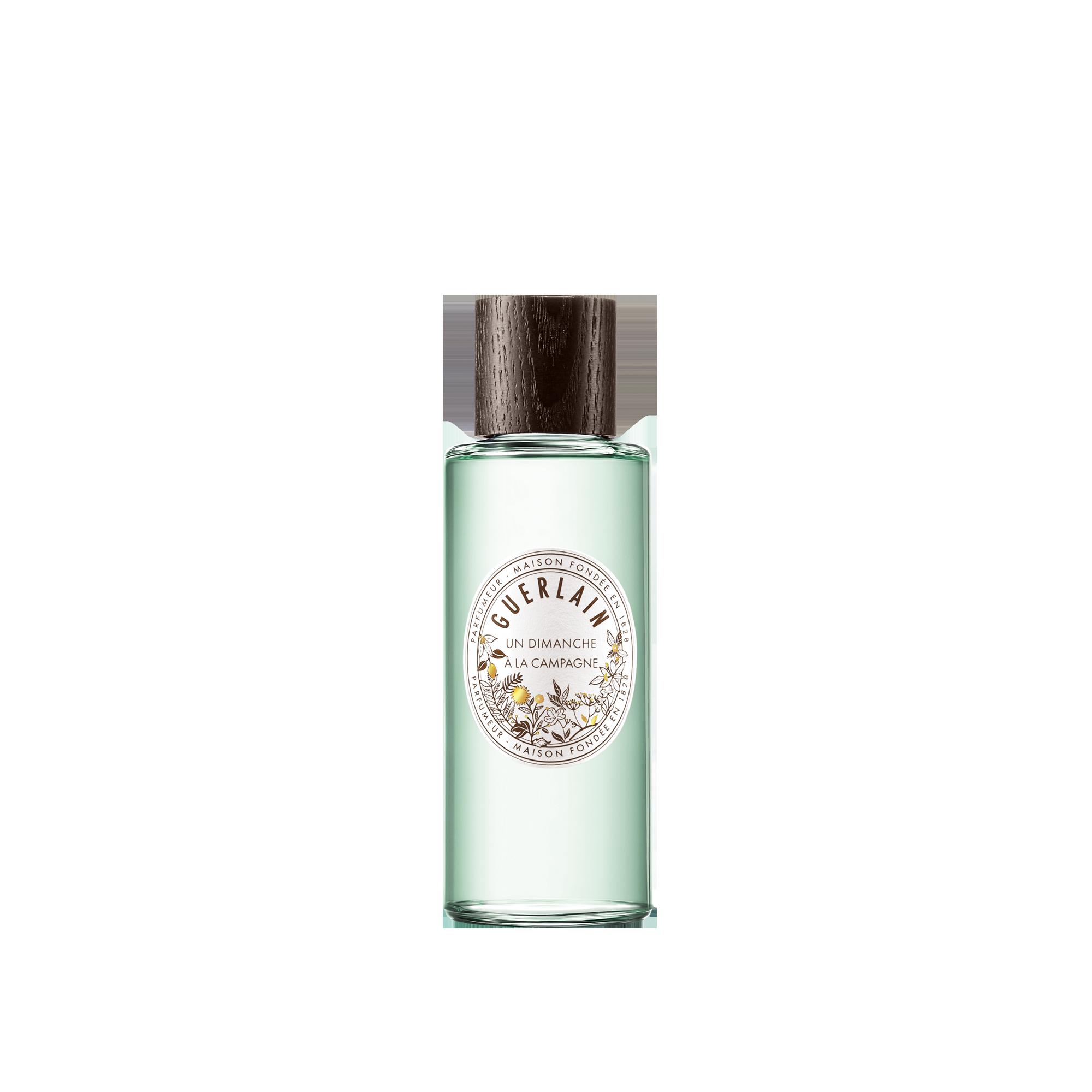 Guerlain Has Launched Un Dimanche à La Campagne A New Eau De Cologne For Peace And Pampering And Cocooning The Notes Inc Eau De Cologne Campagne Parfums