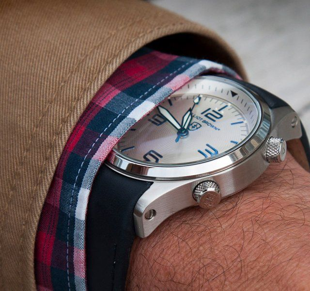 Fancy - Elliot Brown Canford Watch