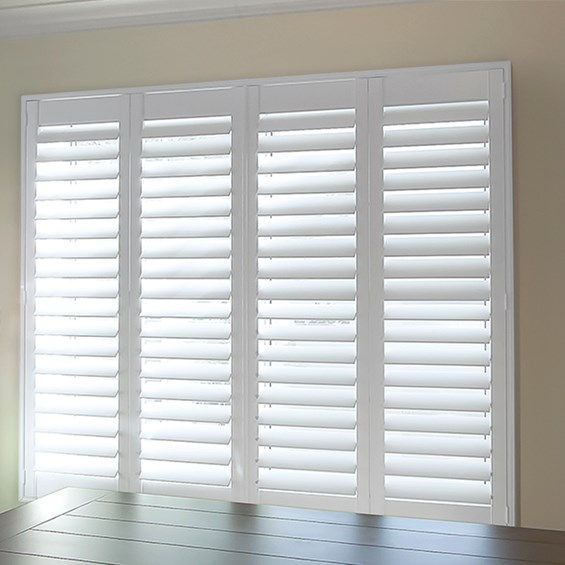 Veneta Composite Wood Shutter With Images Interior Shutters