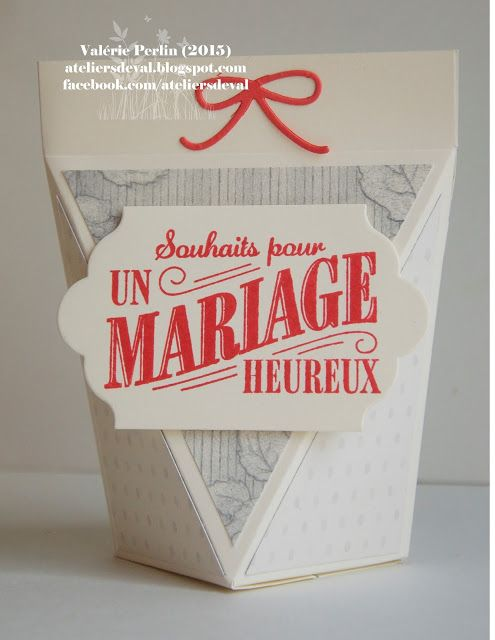 Les Ateliers De Val Boite Cadeau Mariage Handmade Boxes
