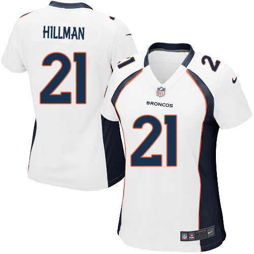 navy blue alternate nfl jersey sale nfl pinterest womens nike denver broncos 21 ronnie hillman limit