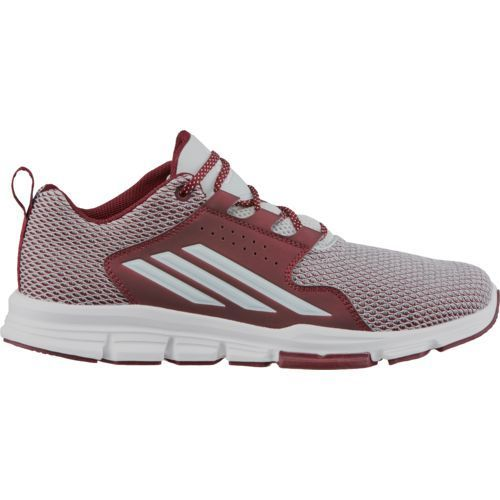 Adidas Men's Game Day Training Shoes (Maroon/Clear Grey/Footwear White,  Size 13) - Men's Training Shoes at Academy Sports