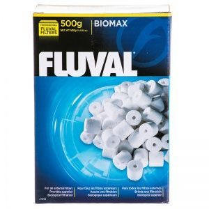 Fluval Biomax Biological Filter Media Rings Biomax Beneficial Bacteria Filters