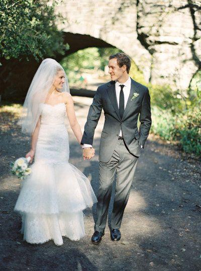 Central Park wedding photo #wedding #weddinginvitations