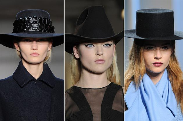 Fashion Hats 2014