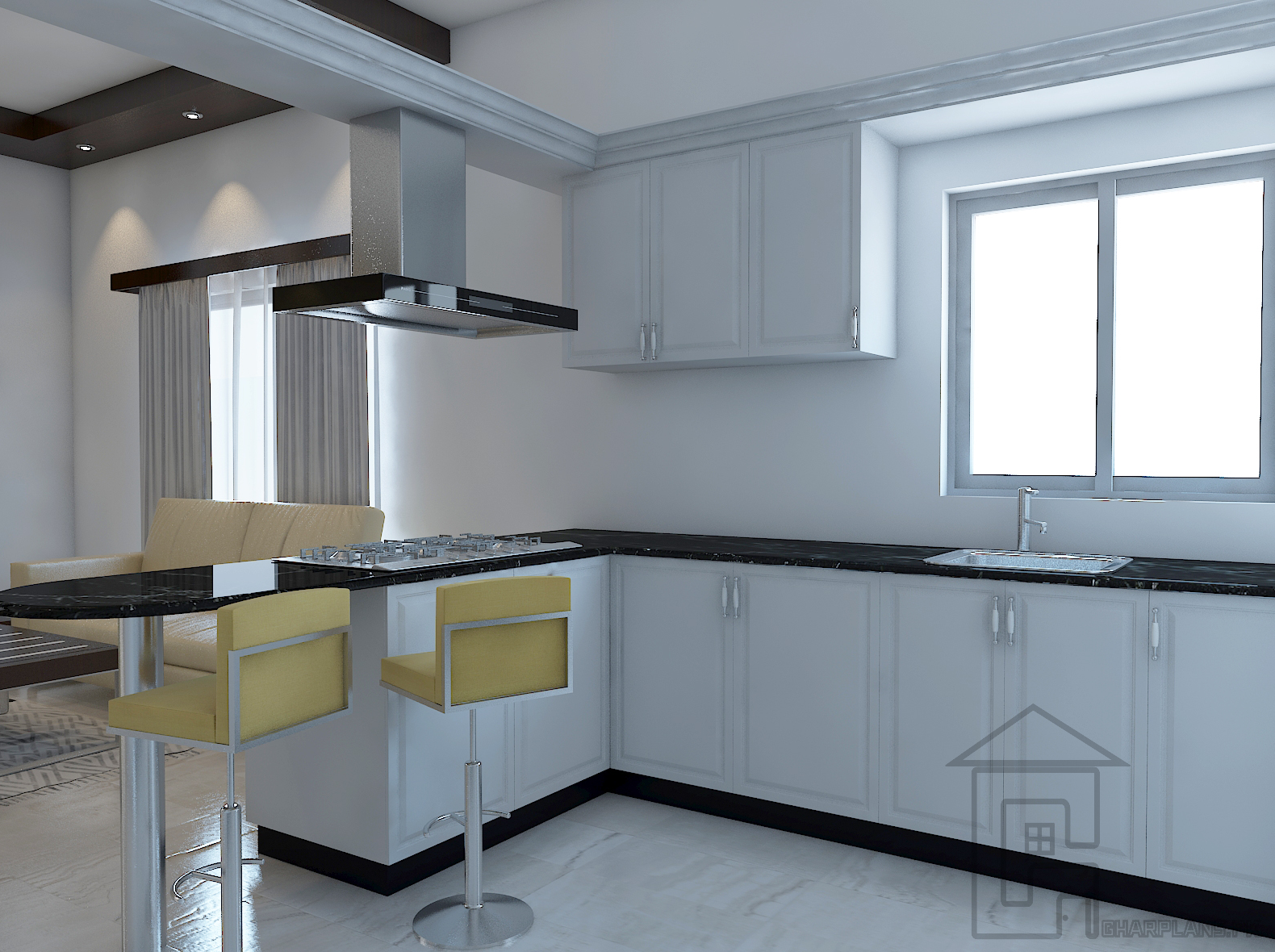 Kitchen Home Improvement | Open kitchens, Kitchens and Interiors