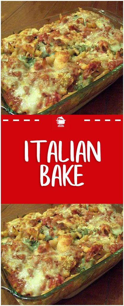 ITALIAN BAKE