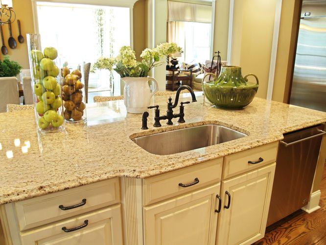 redesigning kitchen countertops