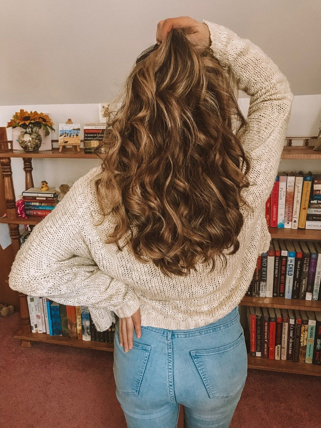 Hair Products for Wavy Hair Long hair styles, Favorite
