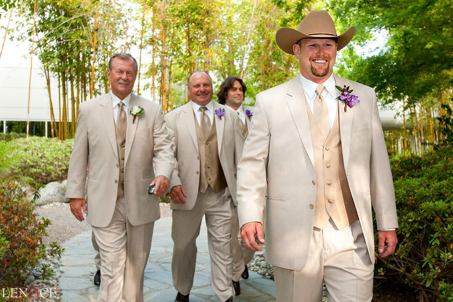 Country Wedding Groom Attire | ... Wedding, Loree & Jason | April ...