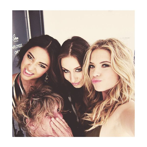 (7) Likes Tumblr We Heart It ❤ liked on Polyvore featuring instagram, pictures, shay mitchell, pics and pretty little liars