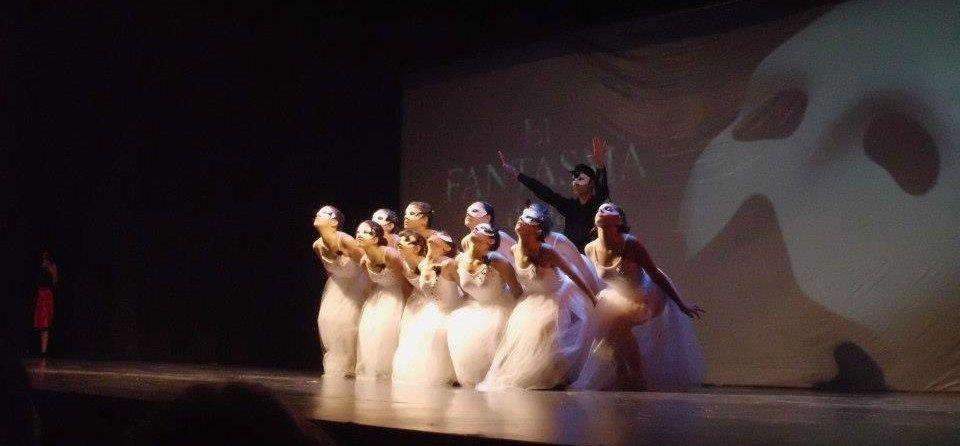 El Fantasma De La ópera Artdance 2012 El Fantasma De La Opera Fantasma ópera