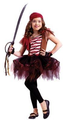 Girl's Ballerina Pirate Costume $34.99