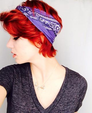 Pin By Emily Bodley On Fashion Scarf Hairstyles Headband Hairstyles Hair Styles