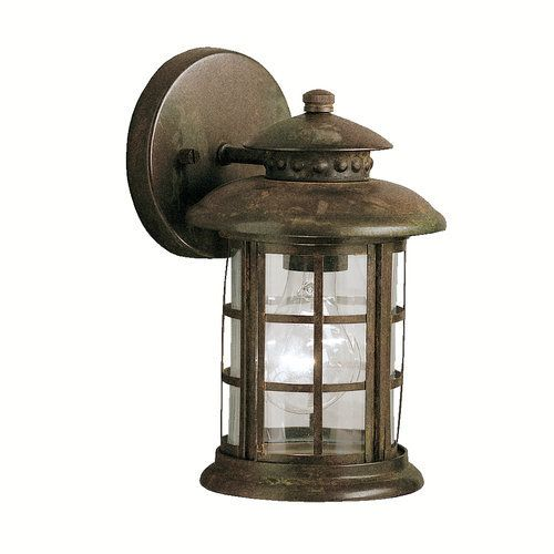 Kichler Rustic Collection 1 Light 10 Outdoor Wall