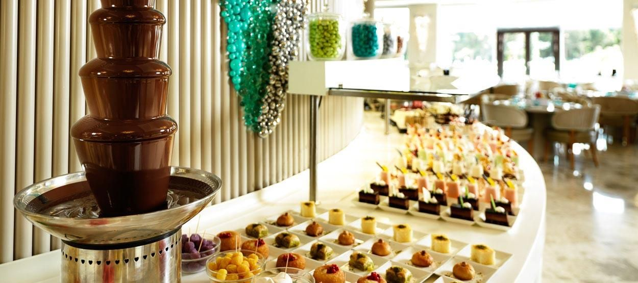 Best Restaurant In Baku Uzuk Jumeirah Bilgah Beach Hotel