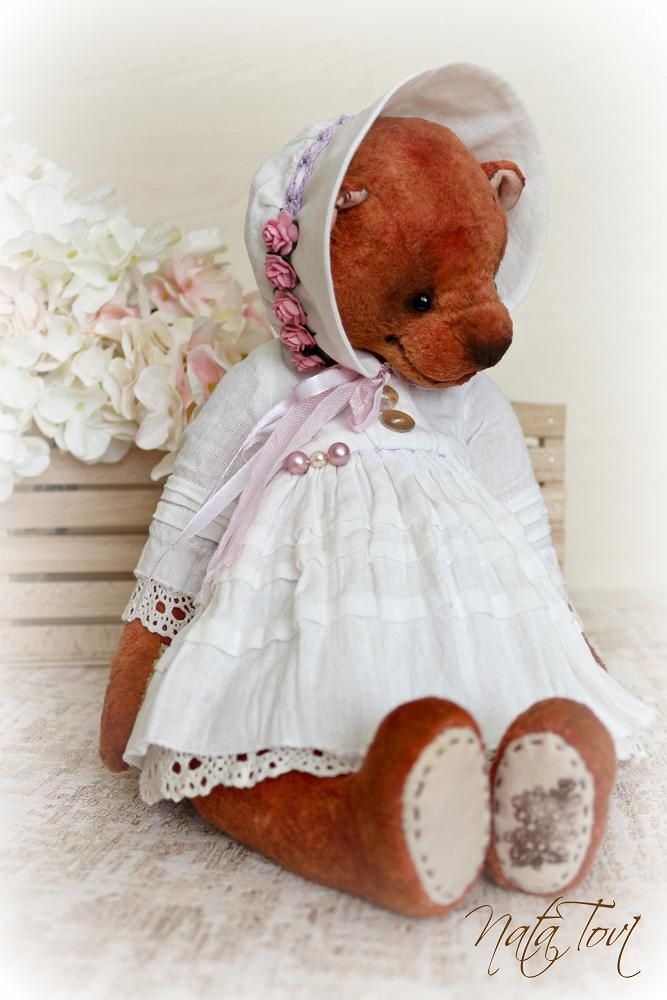 Anna-Maria by Furry Happiness on | Bärenstark | Pinterest ...