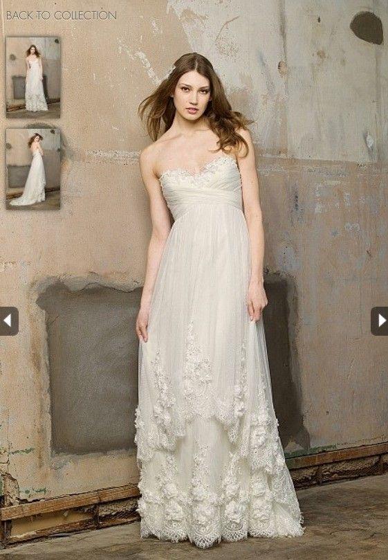 5d7e69dc59702 Watters Jasmine Size 12 Second-Hand Wedding Dress | Still White United  Kingdom