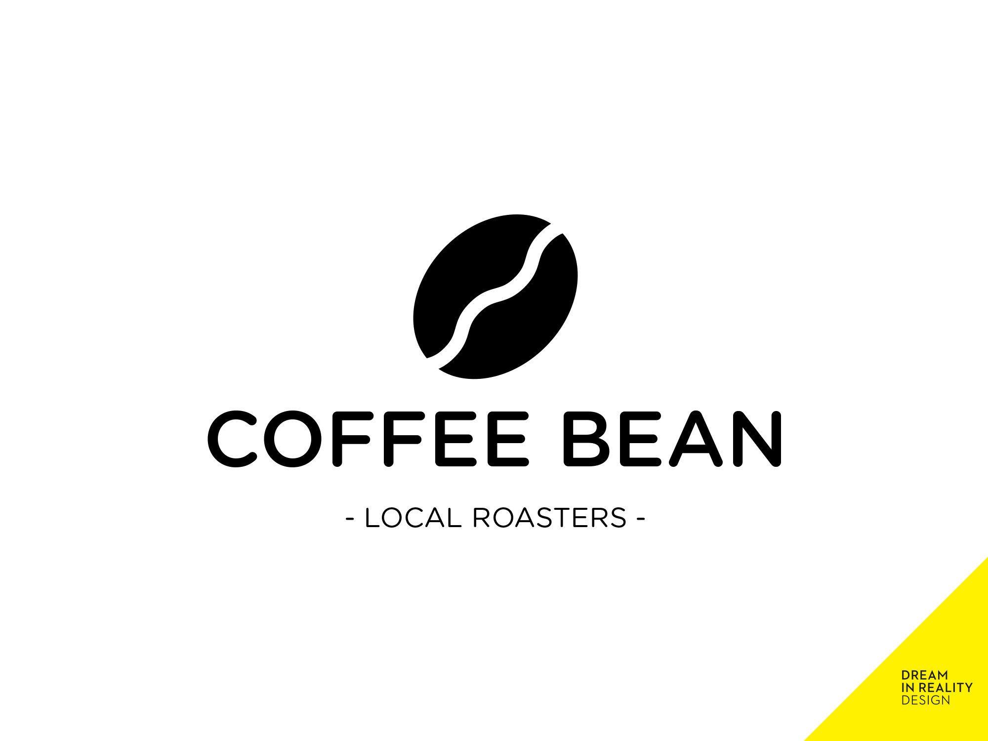Coffee Shop Logo Design Coffee Bean Logo Minimalist Cafe Logo Coffee Brand Logo Coffee Branding Coffee Shop Logo Design Logo Design Coffee Shop Logo Design