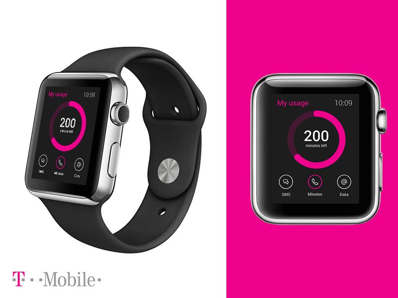TMobile Apple Watch