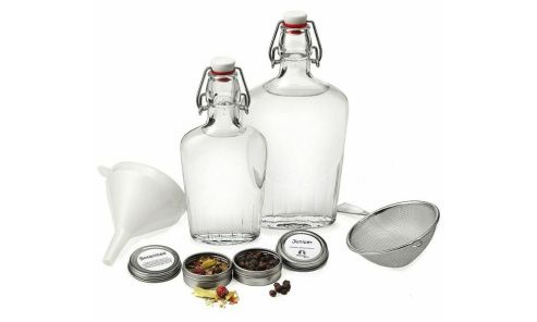 15 manly gifts for his kitchen gin making kit perfect gift for cindy diy liquor need not be banished to the bathtub embrace the do it yourself spirit by concocting your own batch of quality gin without solutioingenieria Gallery