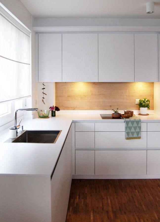 Modern | Küche einrichten, Minimalküche, Küche