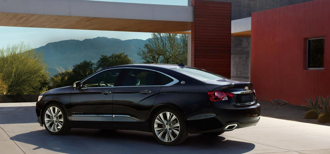 Chevy Culture All New 2014 Impala Revealed With Images 2014